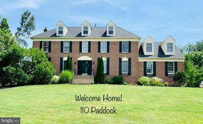 110 PADDOCK DR, COLUMBUS, NJ 08022 - Photo 1