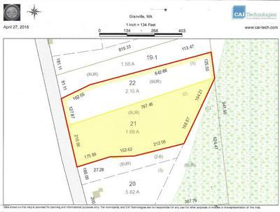 0 BLANDFORD RD, Granville, MA 01034 - Photo 1