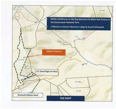 OFF SHOTWELL HOLLOW RD, SYRIA, VA 22743 - Photo 2