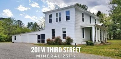 201 W 3RD ST, Mineral, VA 23117 - Photo 1