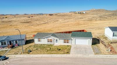 507 OBSIDIAN DR, Gillette, WY 82716 - Photo 1