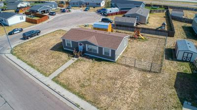 1102 MEADOW ROSE AVE, Gillette, WY 82716 - Photo 1