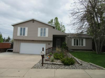 3107 SUTHERLAND DR, Gillette, WY 82718 - Photo 1