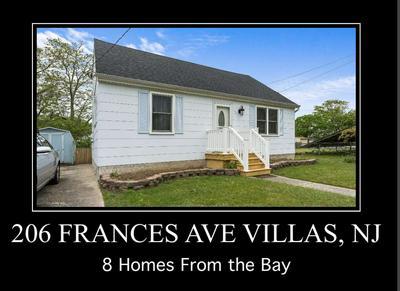 206 FRANCES AVE, Villas, NJ 08251 - Photo 1
