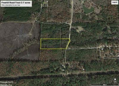 TRACT C FREEHILL ROAD, Amity, AR 71921 - Photo 1