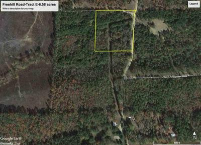 TRACT E FREEHILL ROAD, Amity, AR 71921 - Photo 1