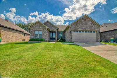 9517 MEADOW VALLEY DR, Sherwood, AR 72120 - Photo 1