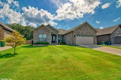 9517 MEADOW VALLEY DR, Sherwood, AR 72120 - Photo 2