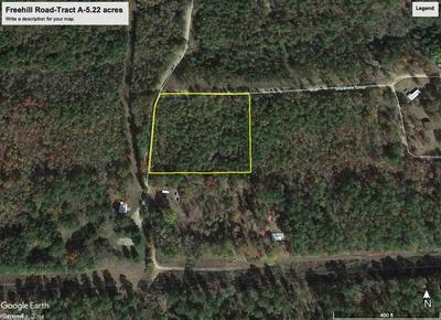 TRACT A FREEHILL ROAD, Amity, AR 71921 - Photo 1