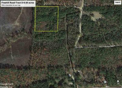 TRACT D FREEHILL ROAD, Amity, AR 71921 - Photo 1