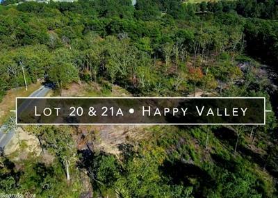 LOT 20 & 21 HAPPY VALLEY, Conway, AR 72032 - Photo 1
