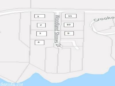 LOT 2 WOODLAND SHORES LANE, Clinton, AR 72031 - Photo 2