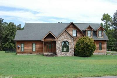 155 JUSTIN DR, Bauxite, AR 72011 - Photo 1