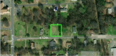 0 E 12TH E OF INDIANA ST, Pine Bluff, AR 71801 - Photo 1
