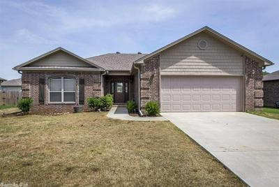 60 CHOCTAW CIR, LONOKE, AR 72086 - Photo 1