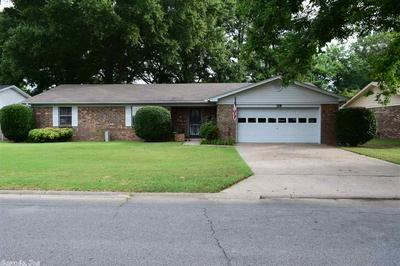 128 HEFNER ST, Searcy, AR 72143 - Photo 1