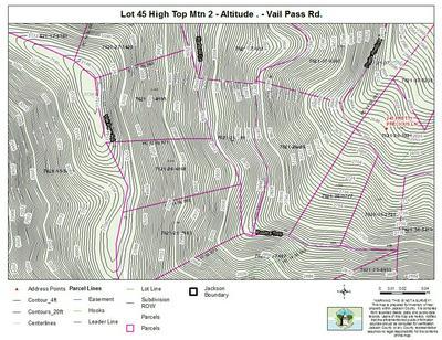 LOT 45 VAIL PASS RD., Sylva, NC 28779 - Photo 2
