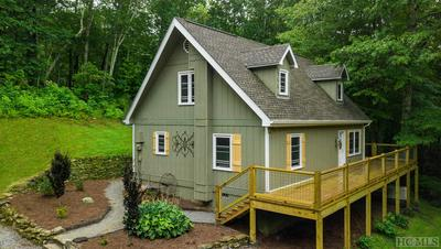 361 HUCKLEBERRY HILL RD, Scaly Mountain, NC 28775 - Photo 1