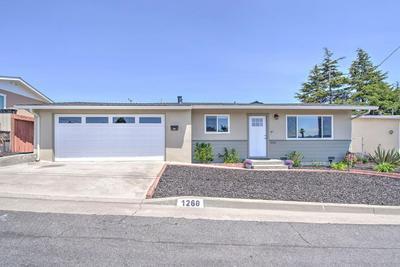 1260 HARDING ST, SEASIDE, CA 93955 - Photo 1