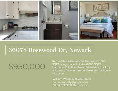 36078 ROSEWOOD DR, NEWARK, CA 94560 - Photo 2
