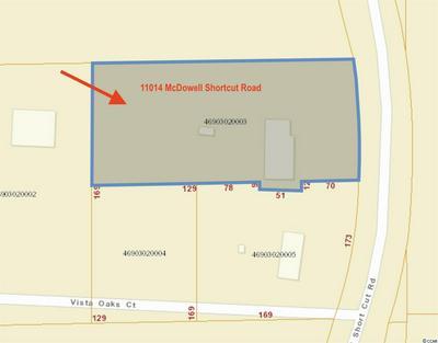 11014 MCDOWELL SHORT CUT RD, Murrells Inlet, SC 29576 - Photo 1