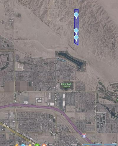 0 JACKSON AND GOLF CLUB AND 38TH, Indio, CA 92203 - Photo 1