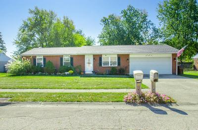 725 PEGGY DR, Eaton, OH 45320 - Photo 1