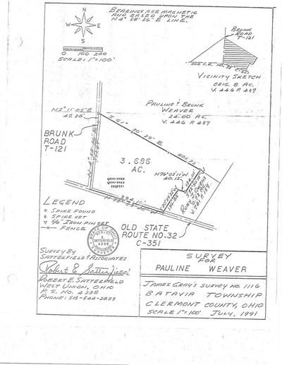 1 OLD ST RT 32, Batavia Twp, OH 45103 - Photo 2