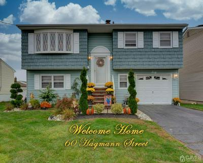 60 HAGAMAN STREET NONE, Carteret, NJ 07008 - Photo 1