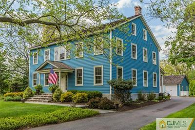 136 MAPLETON RD, South Brunswick, NJ 08540 - Photo 1