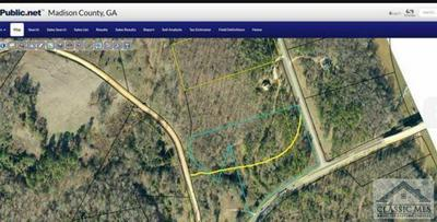 LOT 1 RIVERBEND DRIVE, Carlton, GA 30627 - Photo 1