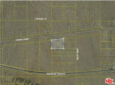 0 187 ST. E AND AVE. U, Llano, CA 93591 - Photo 2