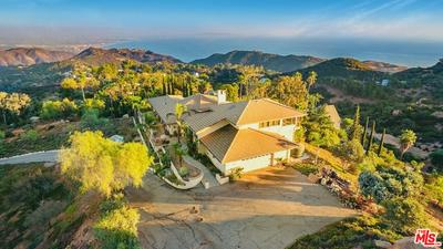 21995 SADDLE PEAK RD, Topanga, CA 90290 - Photo 1
