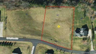 0 SPRING FOREST DRIVE #92, STATESVILLE, NC 28625 - Photo 2