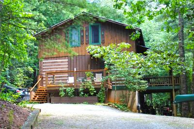 100 SANDROCK TRL, Pisgah Forest, NC 28768 - Photo 1
