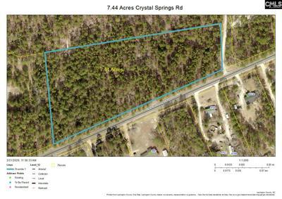 0 CRYSTAL SPRINGS ROAD, Pelion, SC 29123 - Photo 1