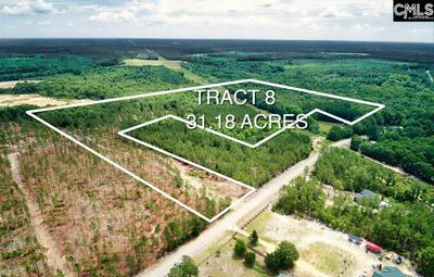 TRACT 8 LAWHORN ROAD, Cassatt, SC 29032 - Photo 1