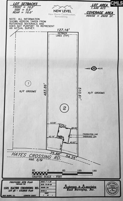 1121 HAYES CROSSING RD, Gilbert, SC 29054 - Photo 2