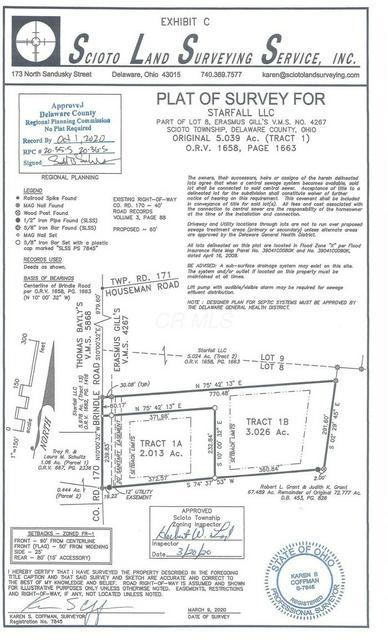 0 BRINDLE ROAD TRACT 1B, Ostrander, OH 43061 - Photo 2
