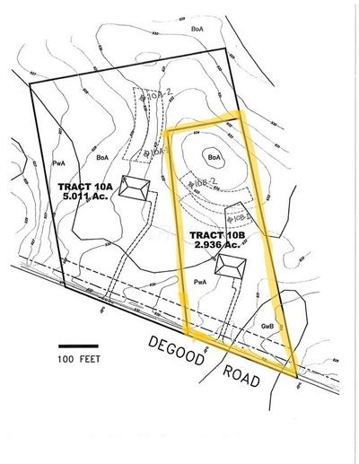 0 DEGOOD ROAD TRACT 10B, OSTRANDER, OH 43061 - Photo 1