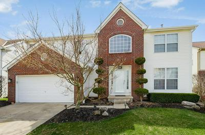 5951 COLLIER HILL DR, HILLIARD, OH 43026 - Photo 1