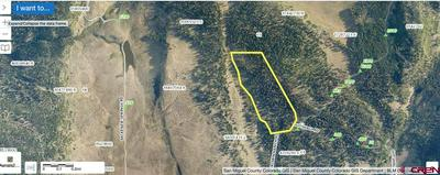 TRACT A1 BROWN RANCH ROAD, Placerville, CO 81430 - Photo 2