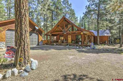 200 LITTLE VALLEY RD, Vallecito Lake/Bayfield, CO 81122 - Photo 1