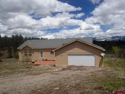 360 FOREST HILL RD, Ridgway, CO 81432 - Photo 1
