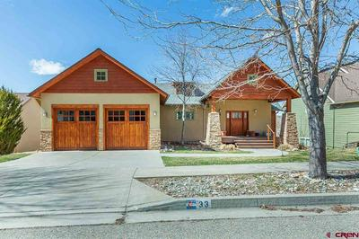 33 OPHIR DR, DURANGO, CO 81301 - Photo 1