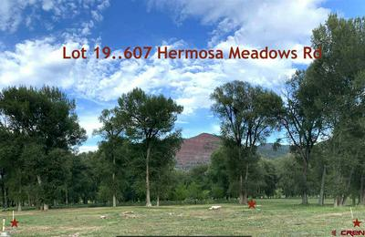 607 HERMOSA MEADOWS RD, Durango, CO 81301 - Photo 1