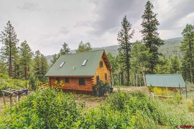 2225 BEAR CREEK CANYON RD, Bayfield, CO 81122 - Photo 1