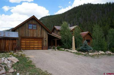 352 COUNTY ROAD 54 SPRING CREEK, Almont, CO 81210 - Photo 1