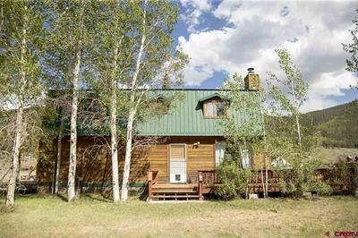 226 PINE DR, Creede, CO 81130 - Photo 1