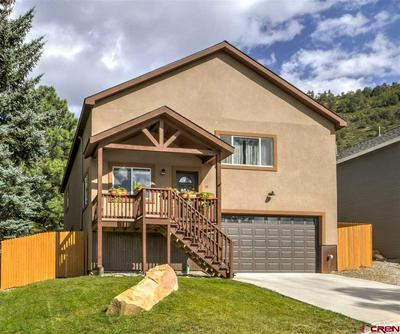 55 CEDAR RIDGE WAY, DURANGO, CO 81301 - Photo 1